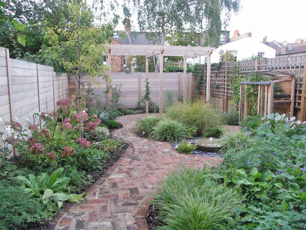 garden design portfolio leaf and acre
