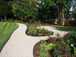 Path to Woodland Garden in Whetstone