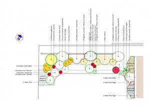 Sample planting plan