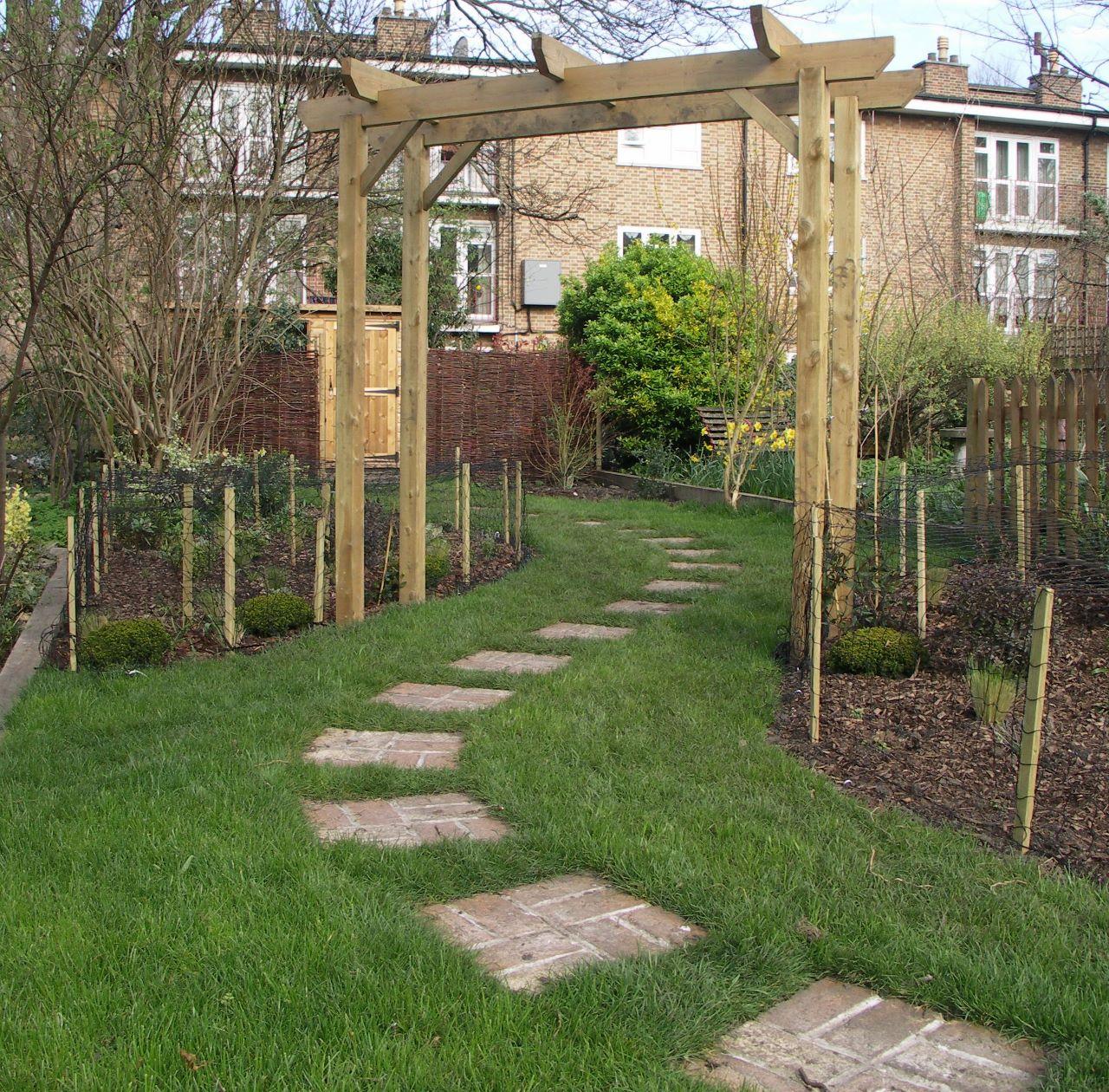 Long Narrow Gardens